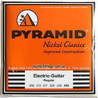 Струны Pyramid R451 100 Pure Nickel Classics Round Core 10-46 Regular, фото 1