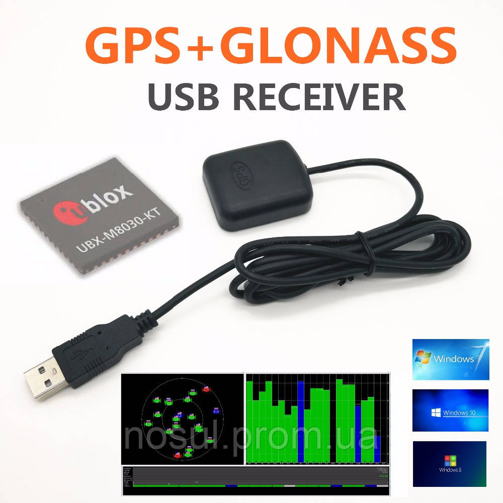 STOTON G-208G GPS-GLONASS-BEIDOU GNSS приемник receiver G- MOUSE 0183NMEA (UBLOX8030 78-Channel) замена Global