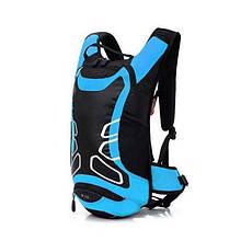 Рюкзак велосипедный Local Lion R12-450 12L, черно-синий