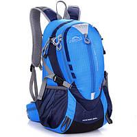 Рюкзак LocalLion Hiking 25L, голубой
