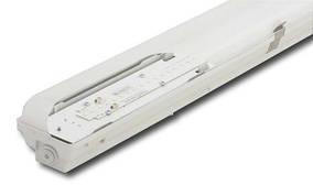 Светодиодный светильник ATOM LED 13W 1900Lm 600mm 5000K IP65 1Н аварийный, аккумуляторный герметичный