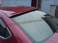 Спойлер на заднее стекло из ABS пластика на Mazda 6 2007-2012 седан