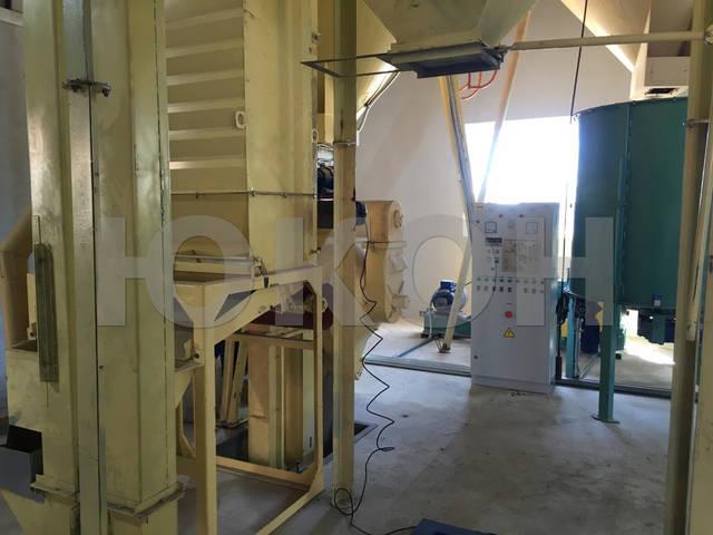 Линия гранулирования древесного сырья от 800 кг\час (входящее сырье: ствол дерева, щепа, опилка) 2