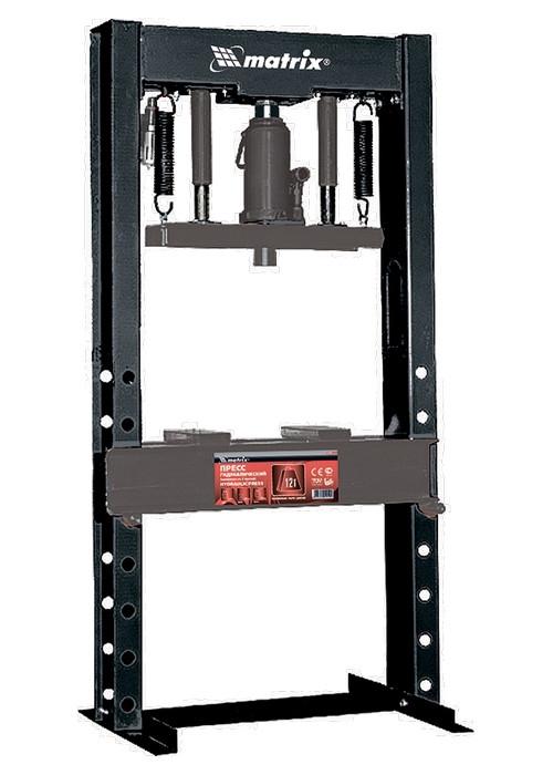 Пресс гидравлический 20 т 750 х 650 х 1510 мм (комплект из 2 частей)// MTX