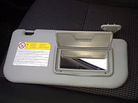 Солнцезащитный козырек правый 1.8 16V Mitsubishi Lancer X, 2008, 7620A440HA