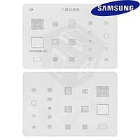 BGA-трафарет S5016 для Samsung I9300 Galaxy S3 (18 in 1)