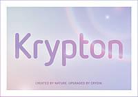 Криптон высокой чистоты марка 6.0