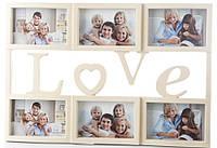 Фоторамка коллаж Happy Love