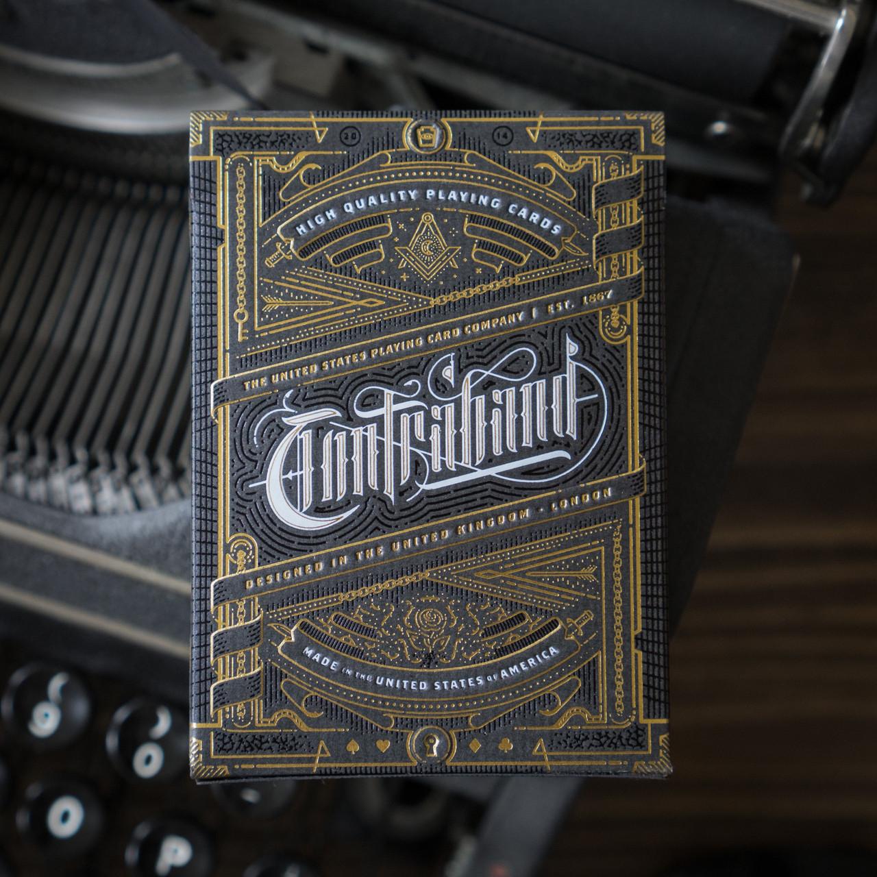 Карти гральні | Contraband Playing Cards