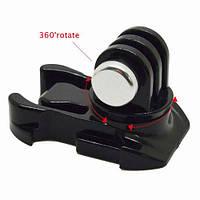 Крепление-защелка GoPro поворотная 360 градусов