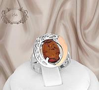 """Серебряное кольцо """"256"""""""