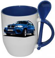 Чашка с машиной