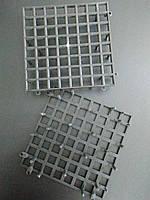 Пластиковый решетчатый пол для голубятни