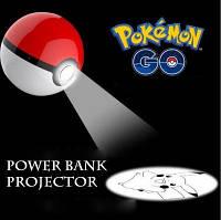 Внешний аккумулятор Power bank POKEMON 12000mAh!Акция