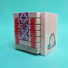 Игрушка-фокус из натурального дерева ЯкТак Вышиванка Красная