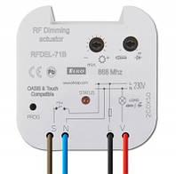 RFDEL-71B — диммирующий исполнитель для LED и энергосберегающих ламп