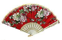 Веер ручной текстиль