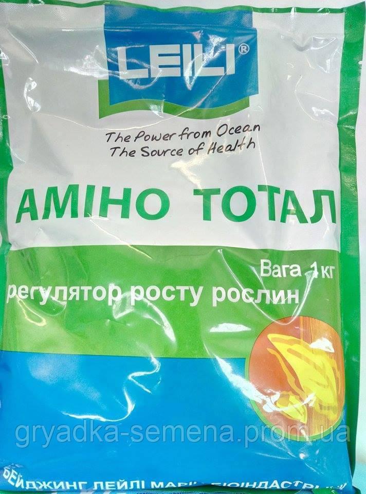 Амино Тотал 1 кг аминокислоты и органический азот Leili