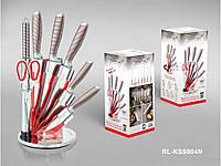 Набор ножей Royalty Line RL-KSS804-N 7pcs, фото 1