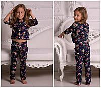 Комплект одежды для девочки пиджак с брюками