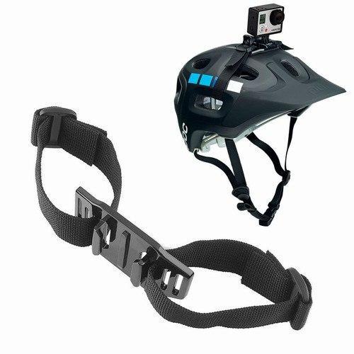 Крепление на вентилируемый шлем для GoPro Xiaomi SJCAM