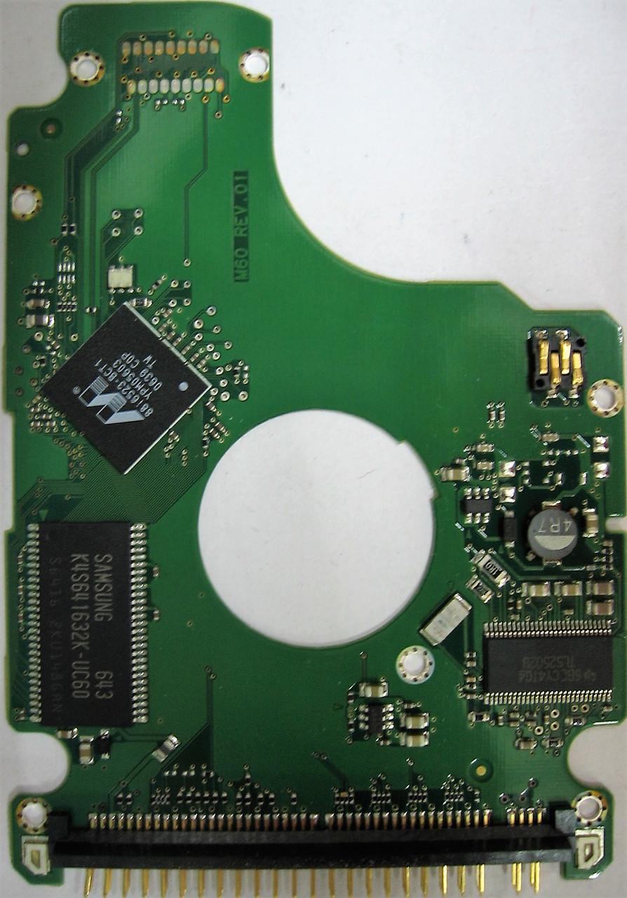 Плата HDD 80GB 5400rpm 8MB IDE 2.5 Samsung HM080HC BF41-00100A