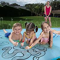 Килимок для малювання акваковрик Bestway H2O GO! Fun Sketching Art Blobz Water Giant Filled Spraying Splash Mat