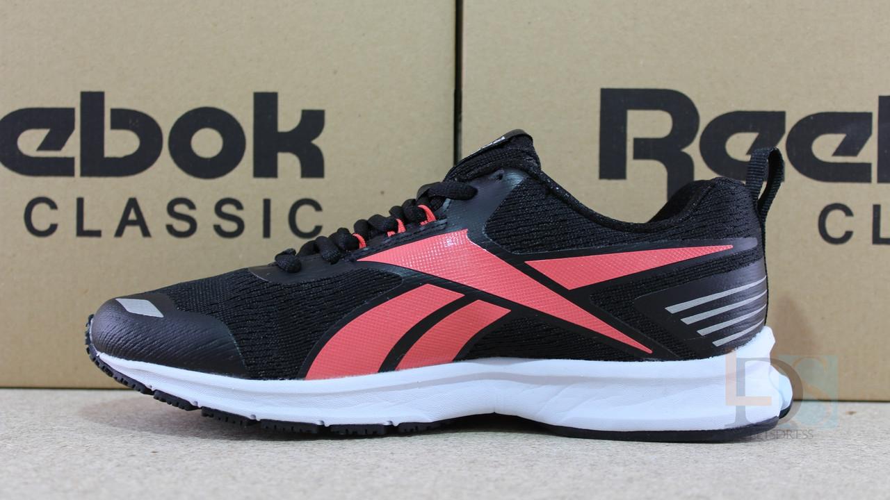 ed9cef70 Reebok Running Originals Triplehall 6 кроссовки женские подростковые беговые  черные Рибок