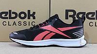 Reebok Running Originals Triplehall 6 кроссовки женские подростковые беговые черные Рибок, фото 1