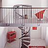 Лестница винтовая Arke Klan  140 см