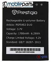 Оригинальный аккумулятор АКБ (Батарея) для Prestigio PAP5453 (Li-ion 3.7V 1700mAh)
