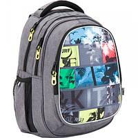 Рюкзак школьный Kite Take'n'Go 801-3 для средних и старших классов