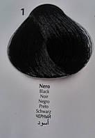 1 Черный, Перманентный краситель Magicolor - Kleral System