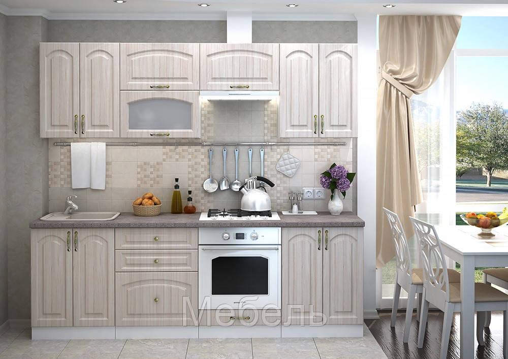 Кухня Верона,ф-ка Сурская Мебель