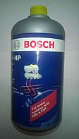 Тормозная жидкость Bosh DOT-4 HP (ABS,ESP,ASR)     1л