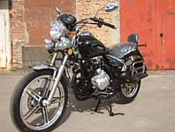 Мотоцикл ZONGSHEN ZS150K, чопперы 150см3, фото 1