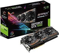 PCIeX: GTX1060 Strix 6G Nvidia Asus 6GB/GDDR5/192bit/DVI, HDMI, DP ( Gaming )