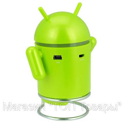 Портативный динамик AU-BX08 Android!Акция, фото 2