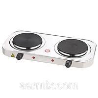 Электрическая плитка Hot Plate НР-002, настольная плита 2-конфорочная!Акция