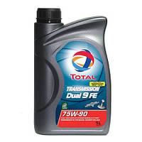 Трансмиссионное масло TOTAL Transmission Dual 9 FE 75w90 1л