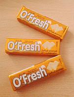 Жевательная резинка O'Fresh в ассортименте  персик
