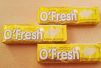 Жевательная резинка O'Fresh в ассортименте  лимон
