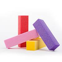 Бафик, шлифовочный блок для ногтей (пенный)