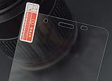 Премиум стекло оригинал 100%  для BRAVIS A504 / x500 Trace  с перфорацией (отверстием) под динамик, камеру...., фото 3