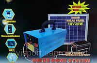 Солнечное зарядное устройство GDLITE GD 8018 Solar panel 18v 20w!Акция