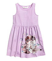 Платье летнее, сарафан для девочки HM оригинал на 2-4 года