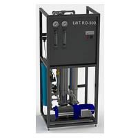Установка обратного осмоса LWT-RO-500 для очистки воды