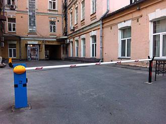 Шлагбаум Came G3250 с сигнальной лампой с монтажом и доставкой в Киеве и Киевской области