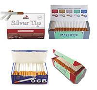 Гильзы для набивки сигарет