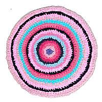 """Украинский коврик """"Для принцессы"""" диаметр 52см"""